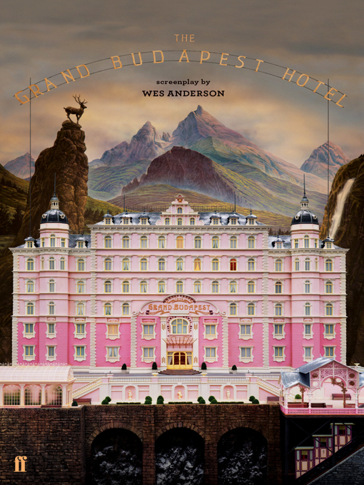 The Grand Budapest Hotel (eBook)