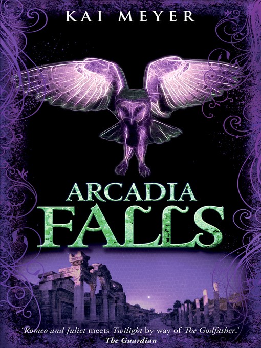 Arcadia Falls (eBook): Arcadia Trilogy Series, Book 3