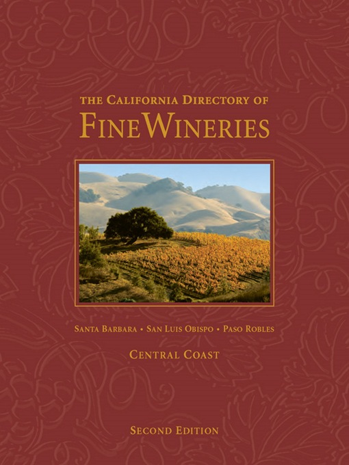 Central Coast (eBook): Santa Barbara, San Luis Obispo, Paso Robles