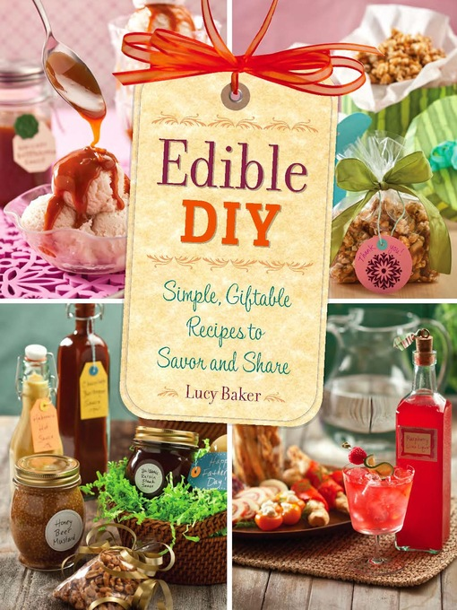 Cover image for Edible DIY
