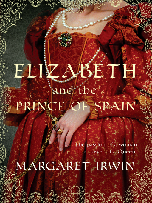 Elizabeth and the Prince of Spain (eBook)