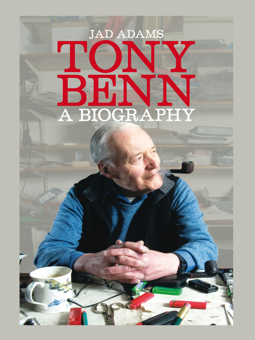 Tony Benn (eBook): A Biography
