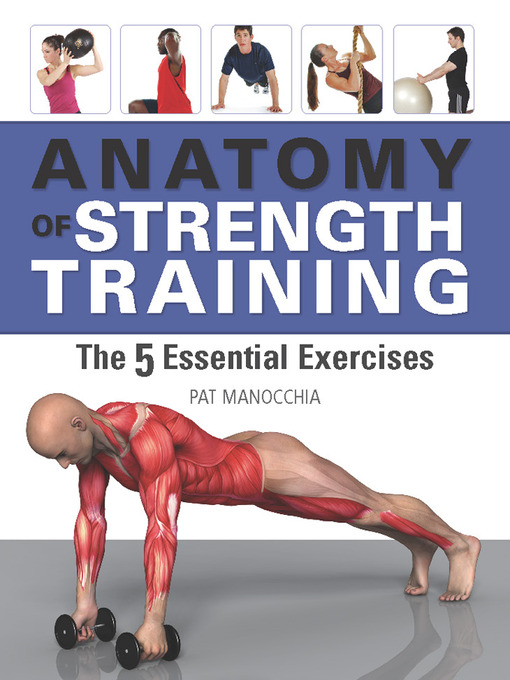 Anatomy of strength training : the 5 essential exercises (eBook ...