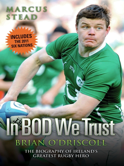 Brian O'Driscoll: The Biography (eBook)