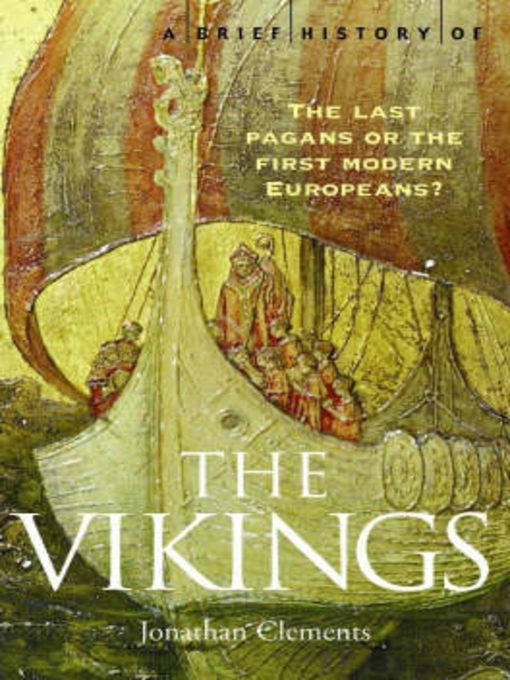 A Brief History of the Vikings (eBook)