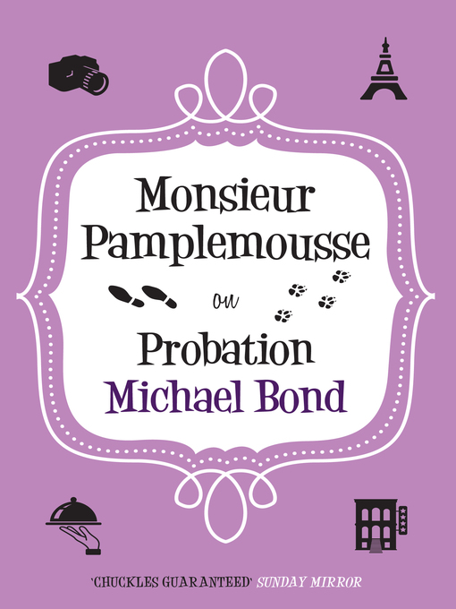 Monsieur Pamplemousse on Probation (eBook): Monsieur Pamplemousse Series, Book 12