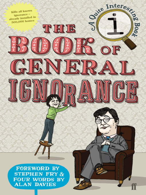 The Book of General Ignorance (eBook)