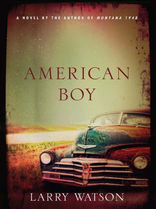 Cover image for American Boy