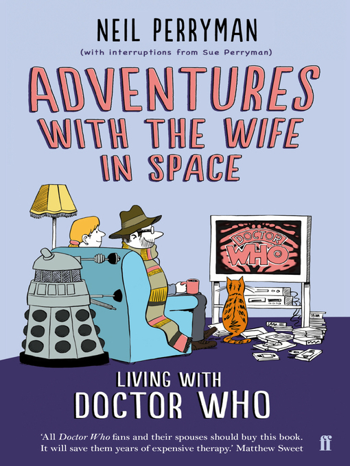 Adventures with the Wife in Space: Living With Doctor Who (eBook)