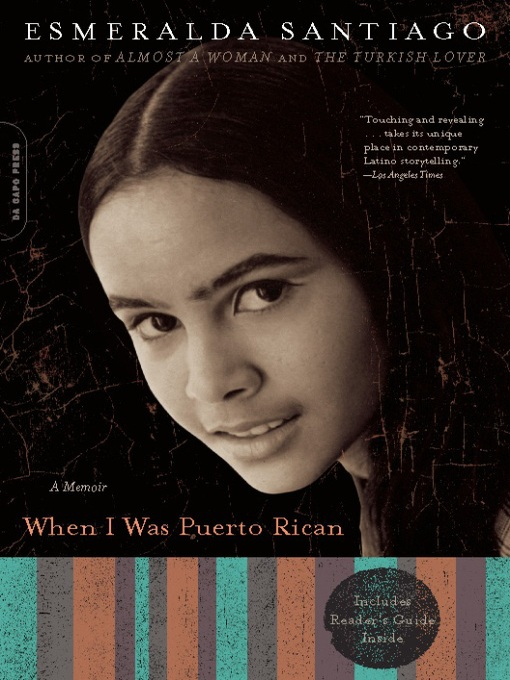 When i was puerto rican a memoir ebook 2006 worldcat ccuart Image collections
