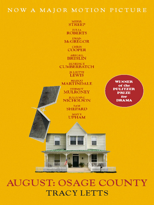 August (eBook): Osage County