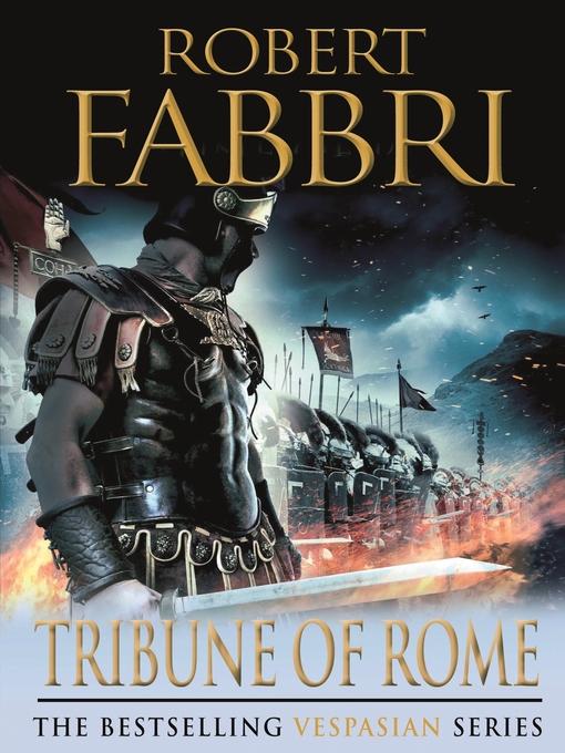 Tribune of Rome (eBook): Vespasian Series, Book 1