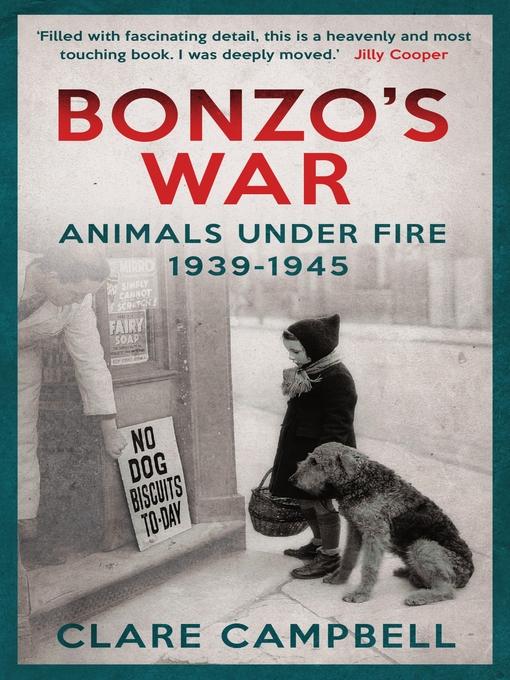 Bonzo's War (eBook): Animals Under Fire 1939 -1945