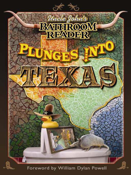 Uncle John's Bathroom Reader Plunges into Texas (eBook)