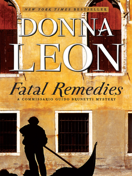 Cover Image of Fatal remedies