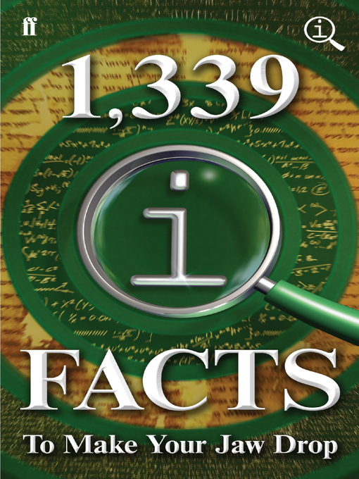 1,339 QI Facts to Make Your Jaw Drop (eBook)
