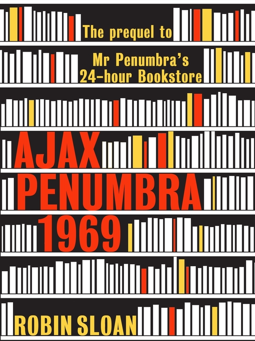 Ajax Penumbra: 1969 (eBook)
