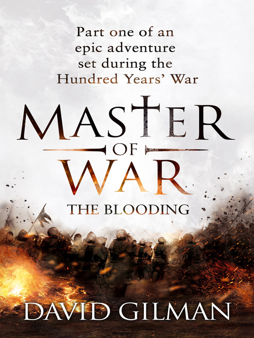 The Blooding (eBook): Master of War Series, Book 1