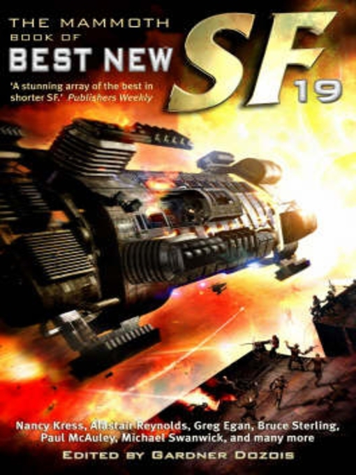 The Mammoth Book of Best New SF 19 (eBook)