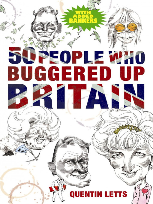 50 People Who Buggered Up Britain (eBook)
