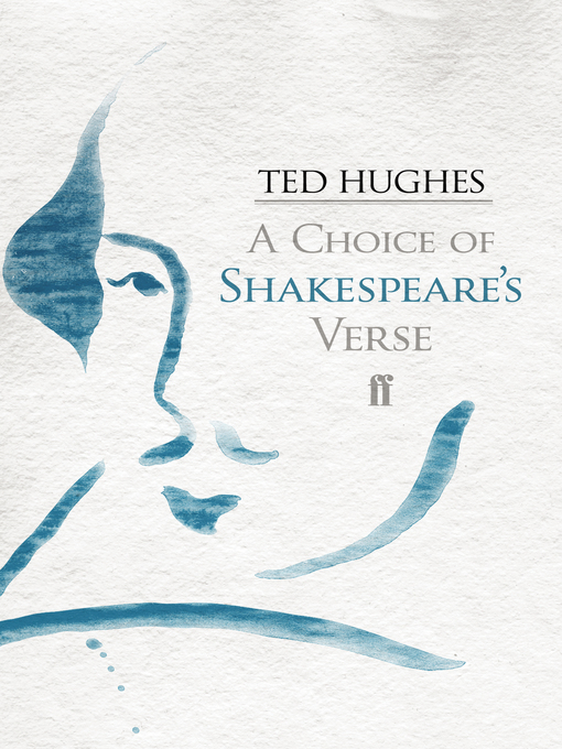 A Choice of Shakespeare's Verse (eBook)