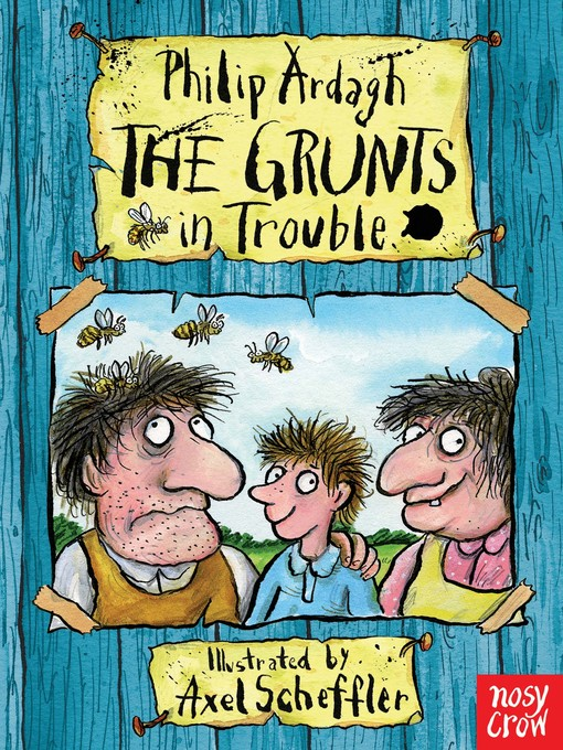 The Grunts In Trouble (eBook): Grunts Series, Book 1