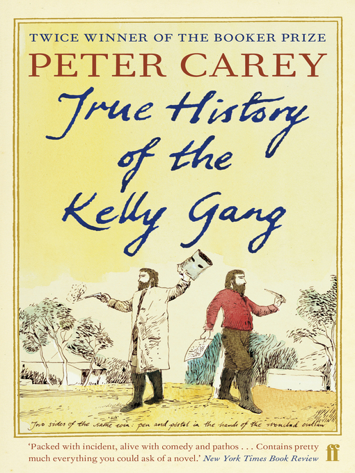 True History of the Kelly Gang (eBook)