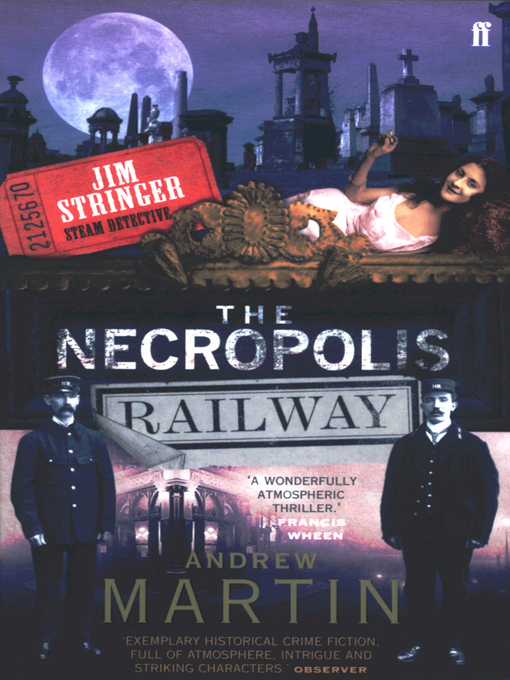 The Necropolis Railway (eBook): Jim Stringer Series, Book 1