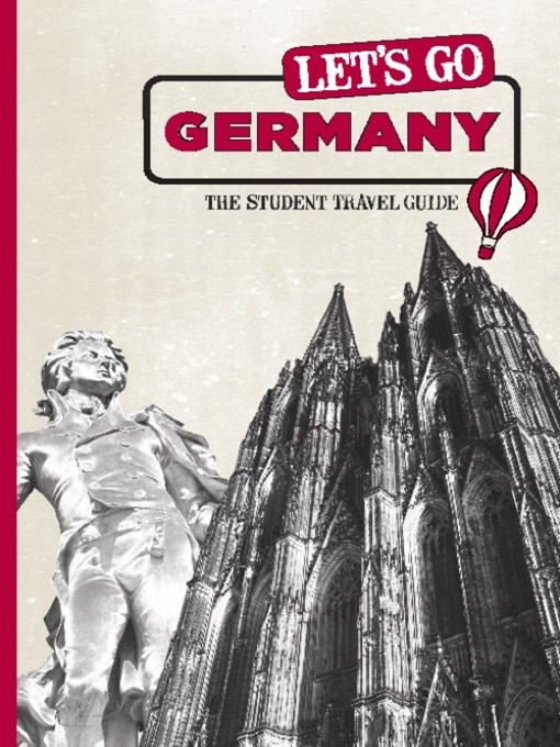 Let's Go Germany (eBook): The Student Travel Guide