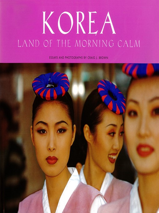 Korea Land of the Morning Calm (eBook)