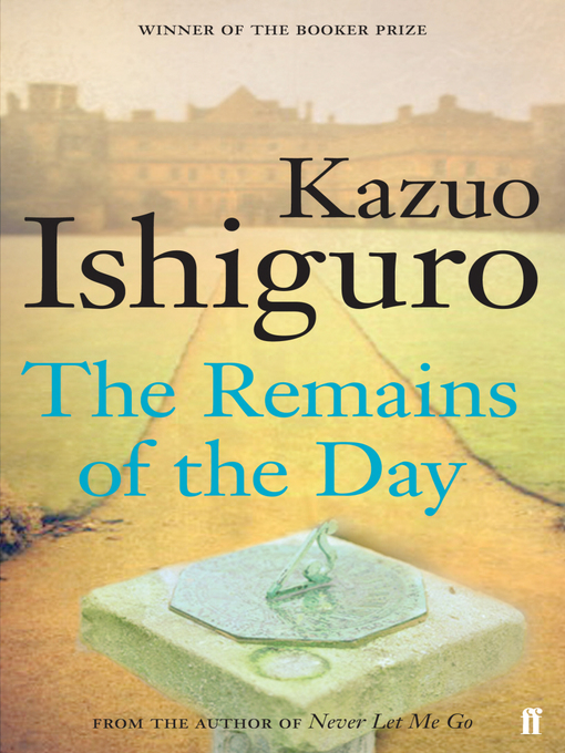 The Remains of the Day (eBook)