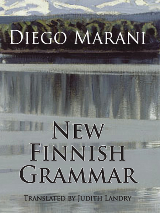 New Finnish Grammar (eBook)