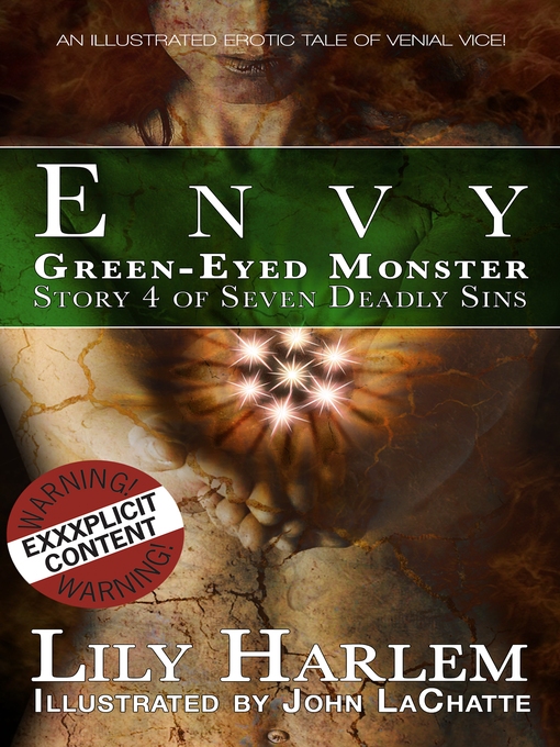 Green-Eyed Monster: Seven Deadly Sins Series, Book 4 - Seven Deadly Sins (eBook)
