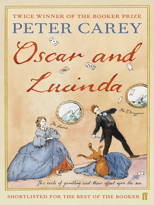 Oscar and Lucinda (eBook)