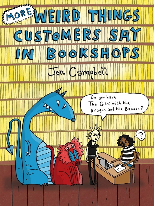 More Weird Things Customers Say in Bookshops (eBook)