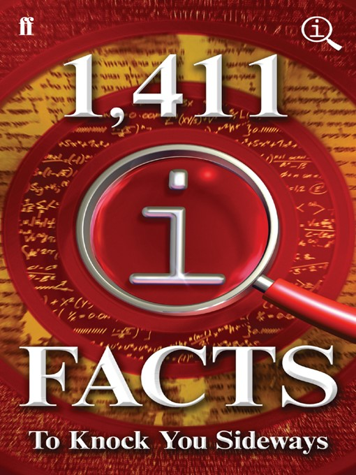 1,411 QI Facts to Knock You Sideways (eBook)