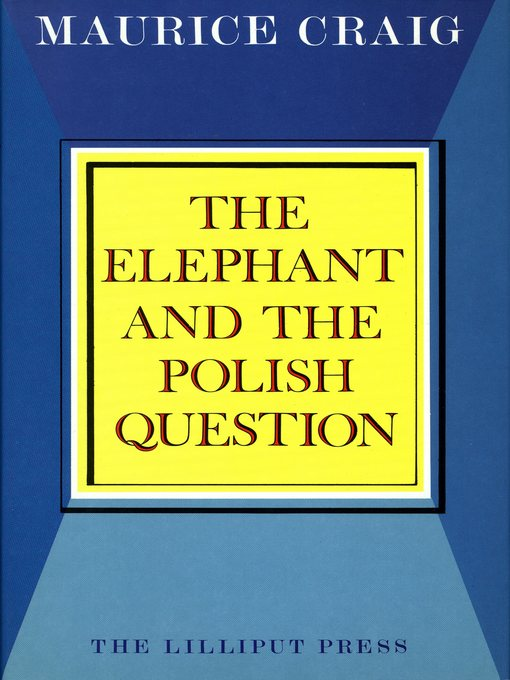 The Elephant and the Polish Question (eBook)