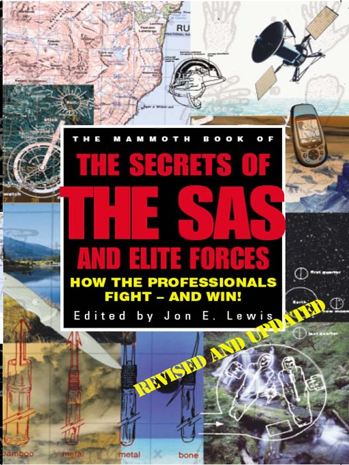 The Mammoth Book of Secrets of the SAS & Elite Forces (eBook)