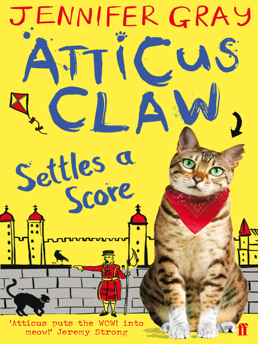 Atticus Claw Settles a Score - Atticus Claw: World's Greatest Cat Detective (eBook)