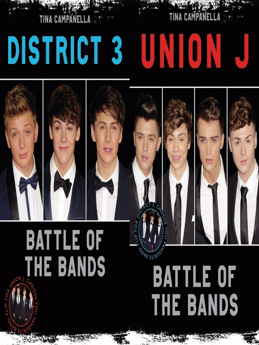 Union J & District 3 (eBook): Battle of the Bands