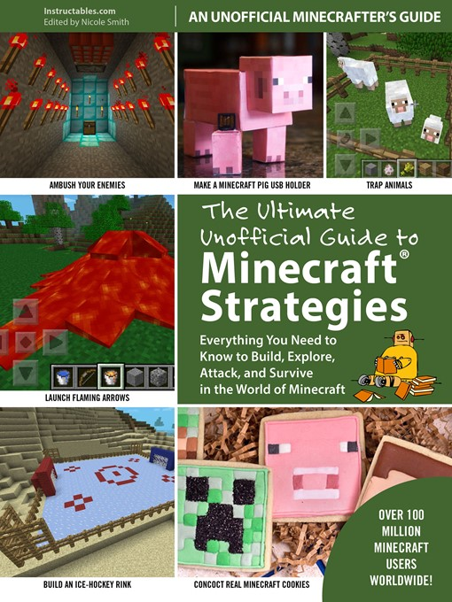 minecraft how to build everything