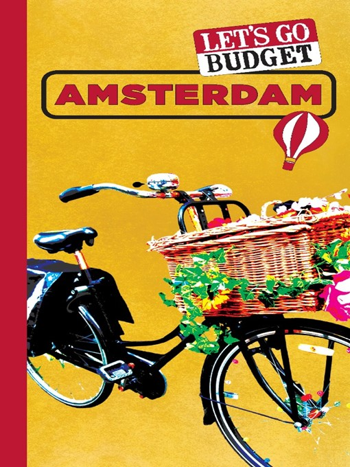 Let's Go Budget Amsterdam: The Student Travel Guide (eBook)