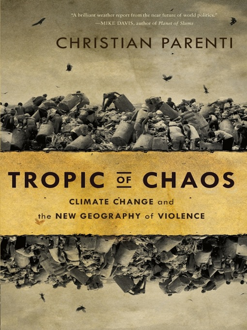 Climate Chaos book by Christina Parenti