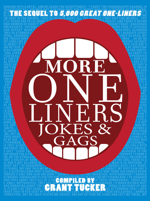 More One Liners, Jokes and Gags (eBook)