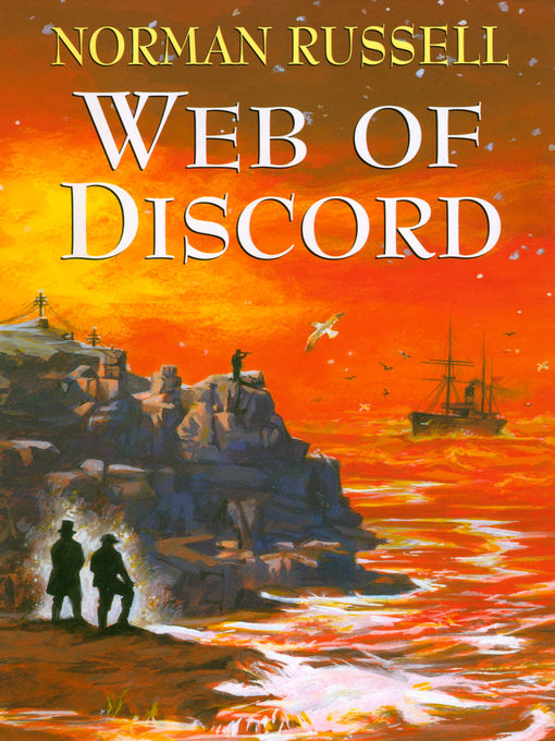 Web of Discord (eBook): Inspector Box Series, Book 3
