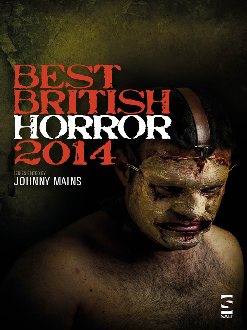 Best British Horror 2014 (eBook)
