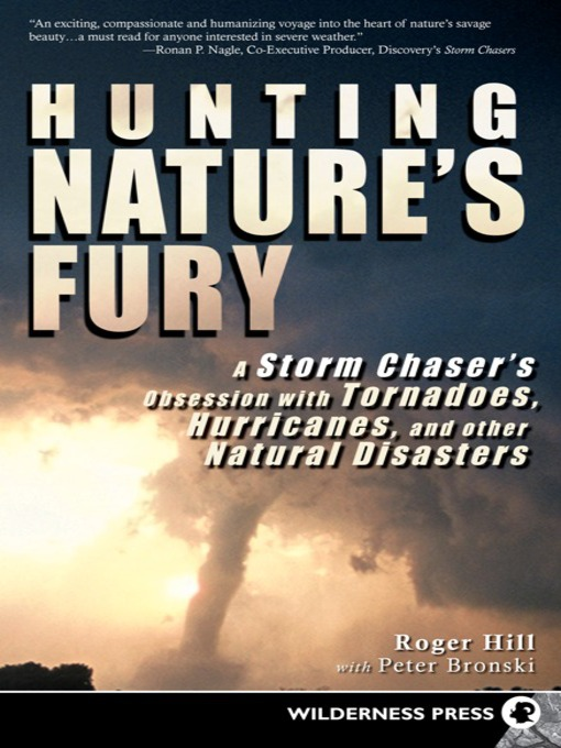 Cover image for Hunting Nature's Fury