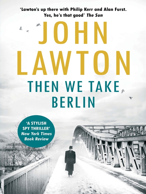 Then We Take Berlin (eBook): Joe Wilderness Series, Book 1