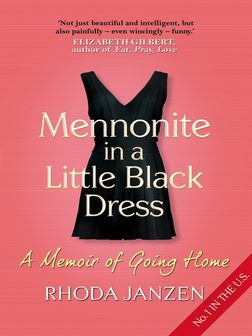 Mennonite in a Little Black Dress (eBook)