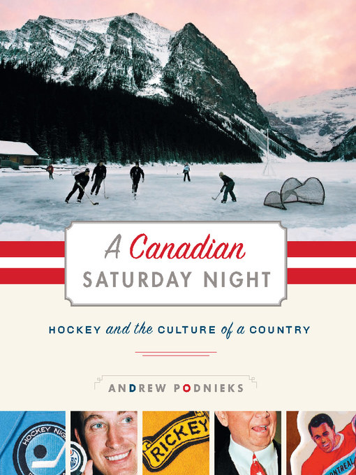 Cover image for A Canadian Saturday Night